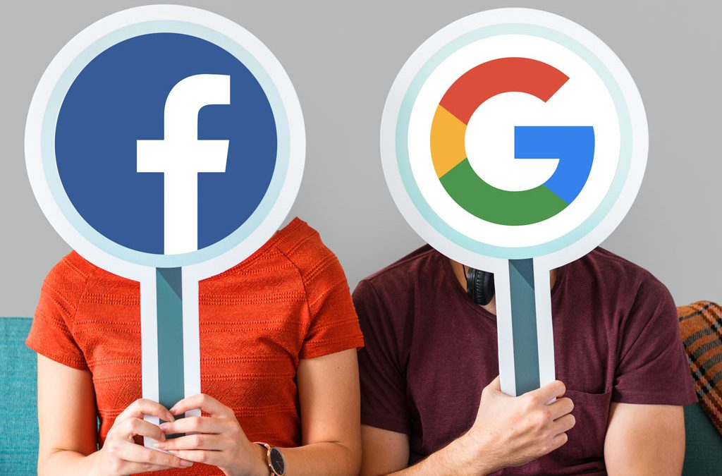 google-facebook-instagram-dove-investire