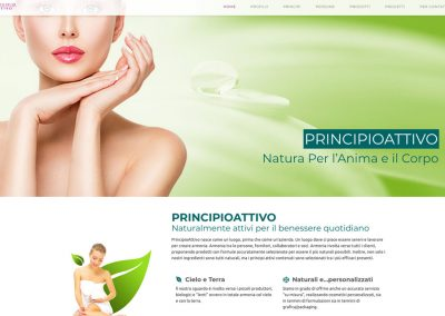 web agency buccinasco principioattivosrl