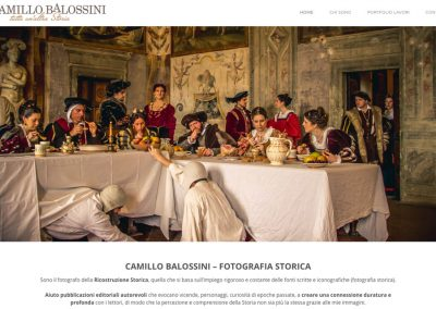 web agency garlasco camillo balossini